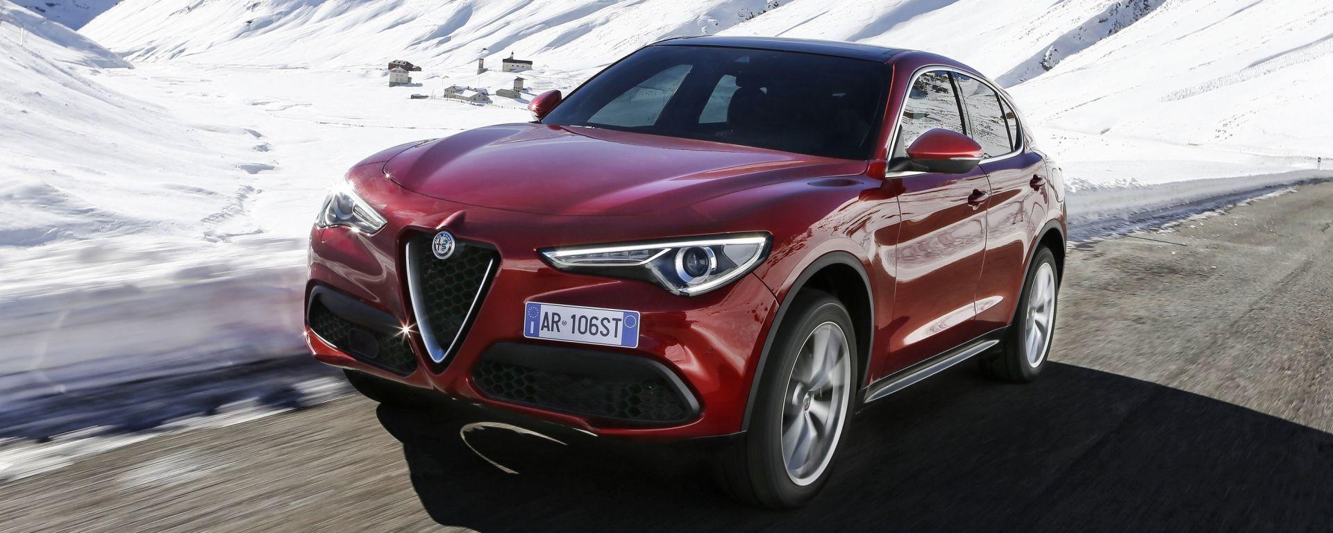 Alfa Romeo Stelvio: prova, dotazioni, prezzi [VIDEO]
