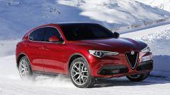 Alfa Romeo Stelvio: prova, dotazioni, prezzi - Immagine: 26