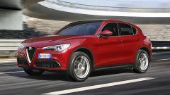 Alfa Romeo Stelvio: prova, dotazioni, prezzi - Immagine: 42
