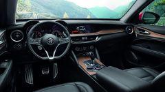 Alfa Romeo Stelvio: prova, dotazioni, prezzi - Immagine: 43