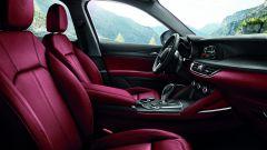 Alfa Romeo Stelvio: prova, dotazioni, prezzi - Immagine: 48