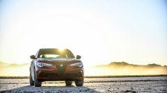 Alfa Romeo Stelvio Quadrifoglio 2020: aggiornati gli interni, l'infotainment e gli aiuti alla guida