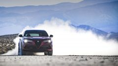 Alfa Romeo Stelvio Quadrifoglio 2020 conferma il V6 da 2,9 litri e 510 CV