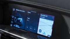 Alfa Romeo Stelvio Quadrifoglio 2020, il nuovo schermo da 8,8 pollici dell'infotainment