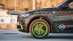 Alfa Romeo Stelvio Quadrifoglio cerchi