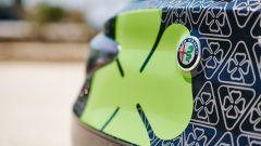 Alfa Romeo Stelvio Quadrifoglio dettaglio quadrifoglio