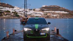 Alfa Romeo Stelvio Quadrifoglio frontale