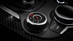 Alfa Romeo Stelvio Quadrifoglio: il famoso manettino DNA