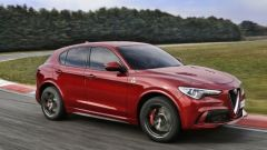 Alfa Romeo Stelvio Quadrifoglio, ora può essere ordinata a partire da 95 mila euro