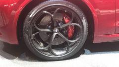 Alfa Romeo Stelvio Quadrifoglio, Salone di Ginevra 2017, cerchio