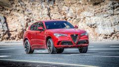 Alfa Romeo Stelvio Quadrifoglio: Suv dell'anno in Germania - Immagine: 3
