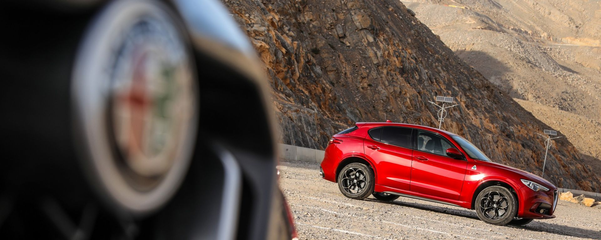 Alfa Romeo Stelvio Quadrifoglio: Suv dell'anno in Germania