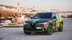 Alfa Romeo Stelvio Quadrifoglio: una one off per la Gumball 3000