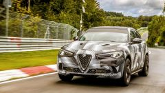 Alfa Romeo Stelvio Quadrifoglio: record al Nurburgring - Immagine: 3