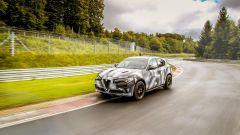 Alfa Romeo Stelvio Quadrifoglio: record al Nurburgring - Immagine: 5