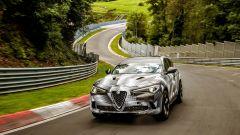 Alfa Romeo Stelvio Quadrifoglio: record al Nurburgring - Immagine: 6
