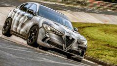 Alfa Romeo Stelvio Quadrifoglio: record al Nurburgring - Immagine: 1