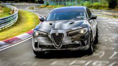 Alfa Romeo Stelvio Quadrifoglio: record al Nurburgring - Immagine: 12