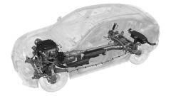 Alfa Romeo Stelvio: sotto c'è la meccanica della Giulia, compreso l'albero di trasmissione in carbonio