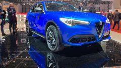Alfa Romeo Stelvio Turismo Internazionale: a Ginevra con 280 cv - Immagine: 2