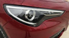 Alfa Romeo Stelvio vs Mercedes GLC Coupé vs BMW X4  - Immagine: 10