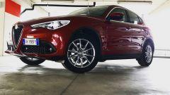 Alfa Romeo Stelvio vs Mercedes GLC Coupé vs BMW X4  - Immagine: 4