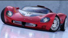 Nuova Alfa Tipo 33 Periscopica, anche tu la disegneresti così? - Immagine: 3