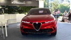 Alfa Romeo Tonale al Salone di Torino 2019