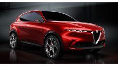 Alfa Romeo Tonale alla MDW 2019