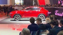Alfa Romeo Tonale concept, il reveal