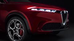Alfa Romeo Tonale: dettaglio frontale