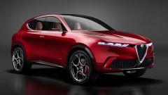 Alfa Romeo Tonale: il 3/4 anteriore