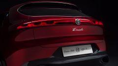 Alfa Romeo Tonale: il posteriore