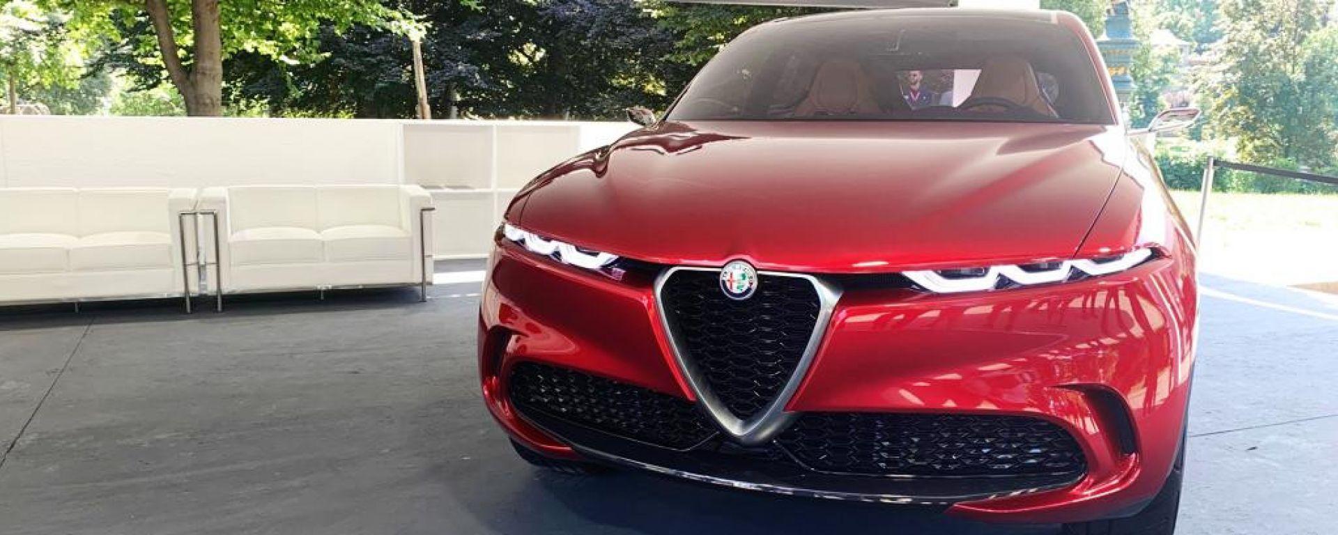 Alfa Romeo Tonale: al Parco Valentino abbiamo scoperto che...
