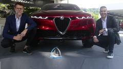 Alfa Romeo Tonale premiata al Parco del Valentino 2019