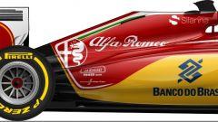 Alfa Romeo torna in F1 con il team Sauber - Immagine: 1