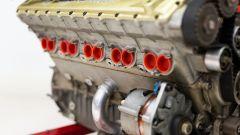 Alfa Romeo V1035, dettaglio dei condotti di scarico sigillati - foto da Collecting Cars