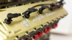Alfa Romeo V1035 ha le teste color oro - foto da Collecting Cars