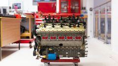 Alfa Romeo V1035, V10 da 3,5 litri - foto da Collecting Cars