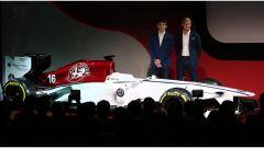 Alfa Sauber F1 2018