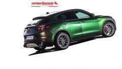 Alfa Romeo Stelvio Romeo Ferraris: più potente e performante - Immagine: 8