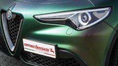 Alfa Romeo Stelvio Romeo Ferraris: più potente e performante - Immagine: 5
