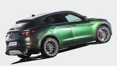 Alfa Romeo Stelvio Romeo Ferraris: più potente e performante - Immagine: 2