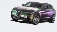 Alfa Romeo Stelvio Romeo Ferraris: più potente e performante - Immagine: 1