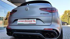 Alfa Stelvio Quadrifoglio NRING di Romeo Ferraris da 600 CV - Immagine: 3