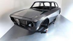 Alfaholics GTA-R 300: l'Alfa Romeo Giulia 105 di carbonio