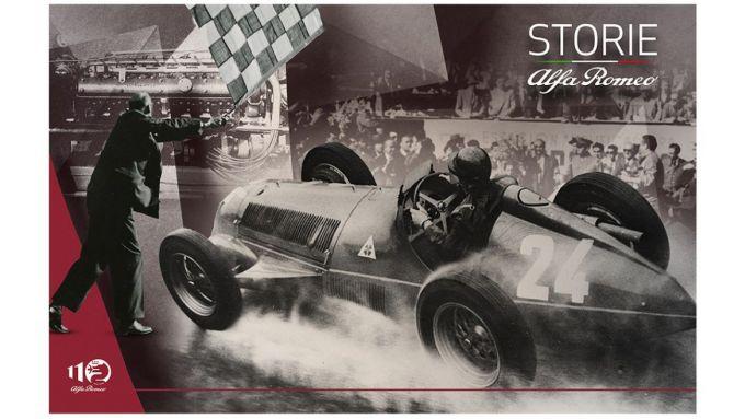 Alfetta e le storiche vittorie in F1