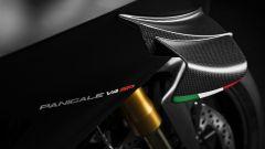 Ali aerodinamiche della Ducati Panigale V4 SP