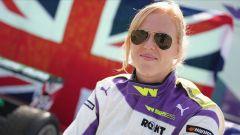 Alice Powell batte la Wohlwend ed è in pole a Silverstone - Immagine: 5