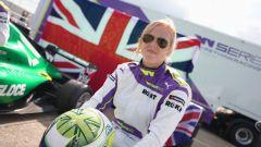 Alice Powell batte la Wohlwend ed è in pole a Silverstone - Immagine: 1